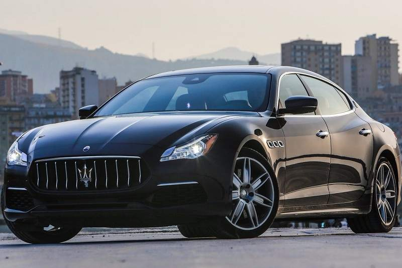 2018 Maserati Quattroporte Gts Launched In India Price Pictures