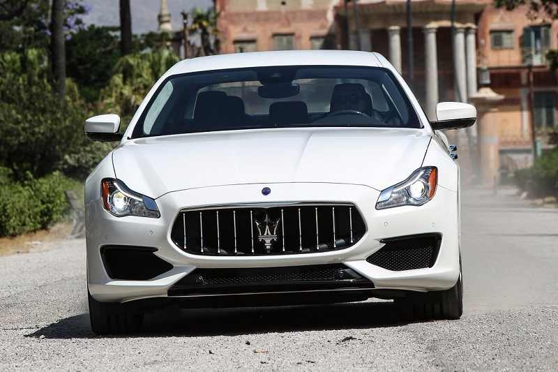 Delhi Based Business Tycoon Buys India S First Maserati Quattroporte Gts