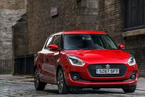 2018 Maruti Swift India Launch Date
