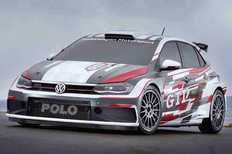2018 Volkswagen Polo WRC