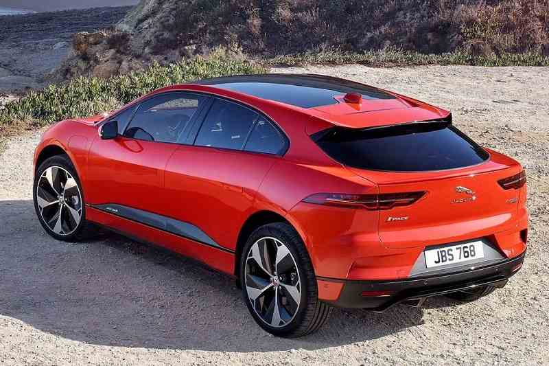 2019 Jaguar I-Pace Features
