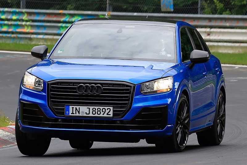 Audi SQ2 Performance SUV