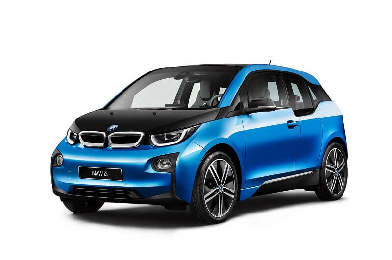 BMW cars at Auto Expo 2018 - i3 electric