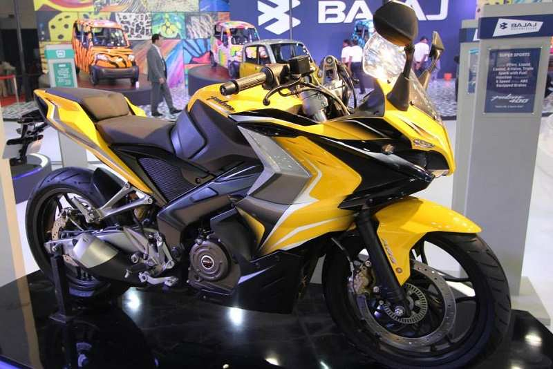 Bajaj RS 400 Launch