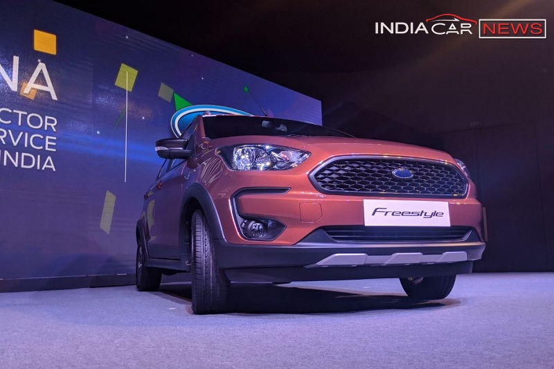 Ford Freestyle Launch Date
