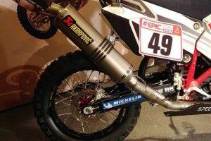 Hero RR 450 Exhaust
