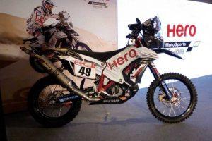 Hero RR 450 Rallly Bike