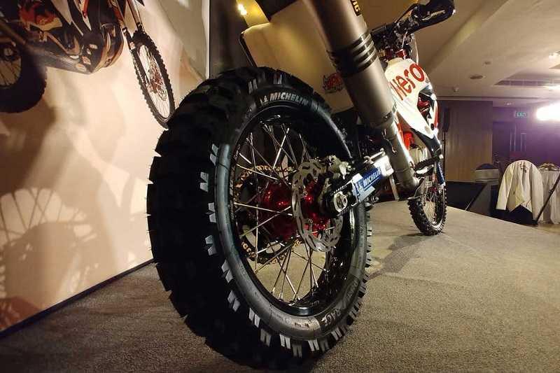 Hero RR 450 Rear Bike
