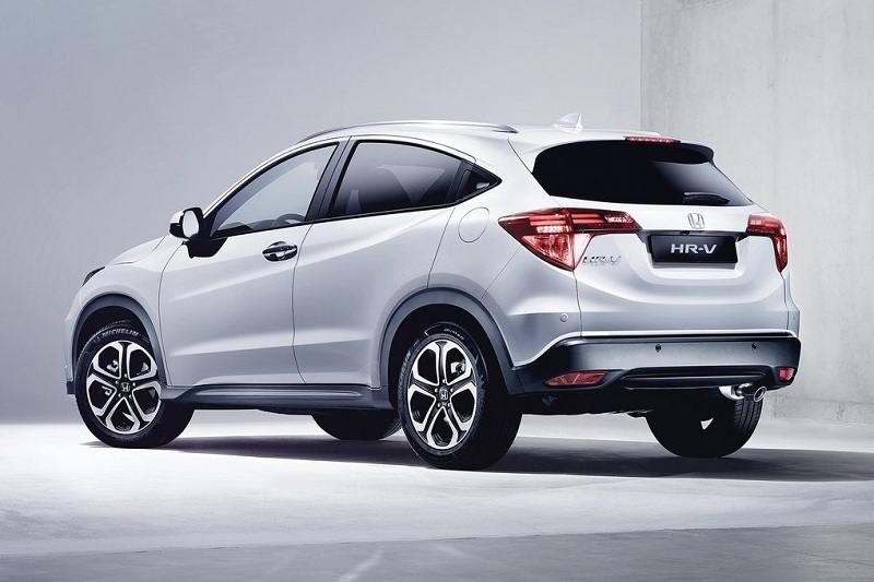 Honda HR-V India