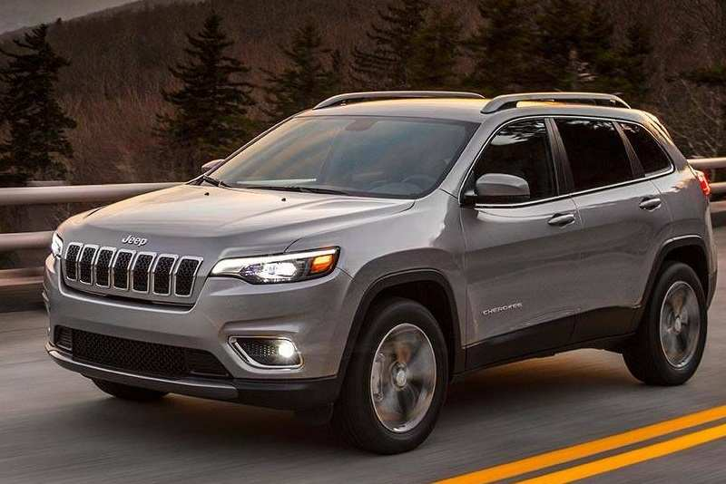 2019 Jeep Grand Commander Price, Redesign, Interior, Specs >> New Jeep Cherokee 2019 India Price Launch Specs Interior