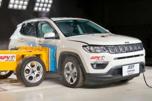 india made jeep compass gets top safety rating in ancap crash test. Black Bedroom Furniture Sets. Home Design Ideas