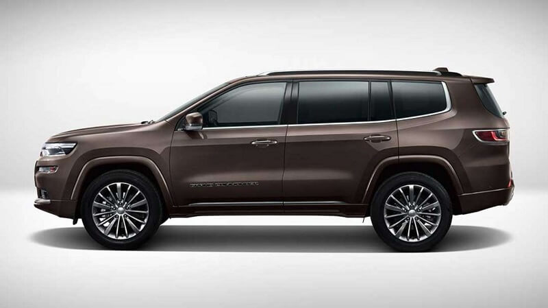 Jeep Grand Commander Features