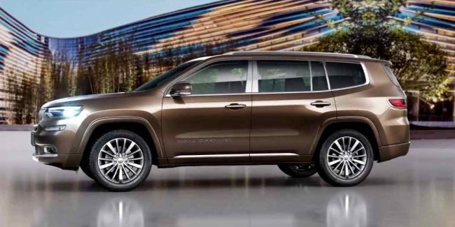 Jeep Grand Commander Launch Date