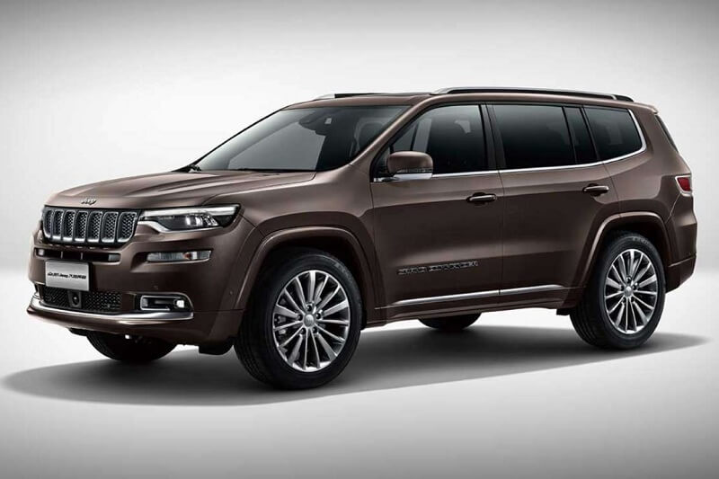 Jeep Grand Commander India Launch Details Price Specifications