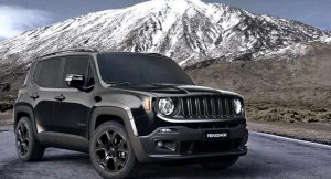 Jeep Renegade Official Image
