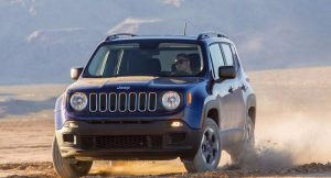 Jeep Renegade Sport India Launch