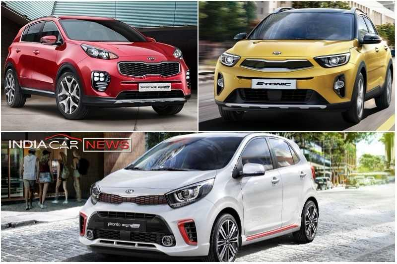 Kia Cars At Auto Expo 2018 Delhi Price Pics Details