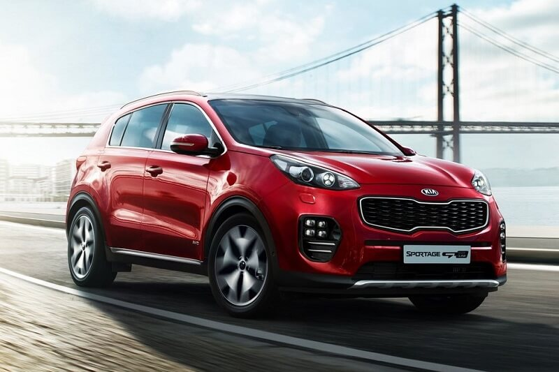 Kia Sportage SUV India