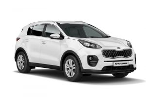 Kia Sportage India Price