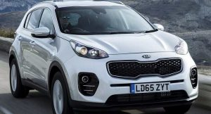 Kia Sportage SUV India Launch