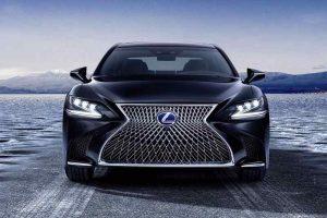Lexus LS 500h India 2
