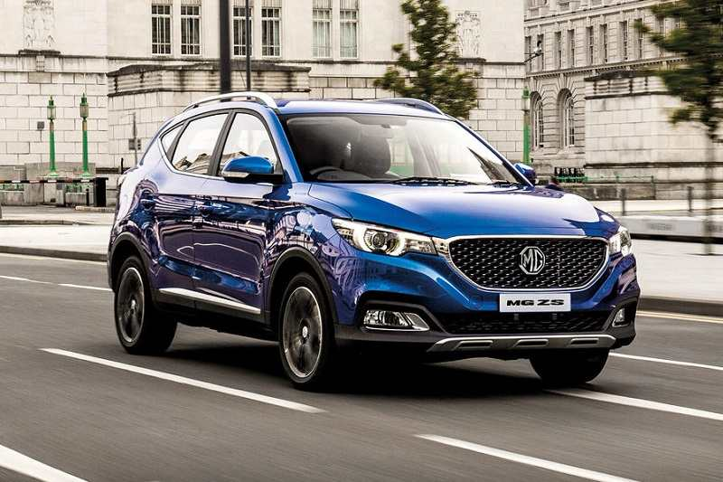 MG ZS Compact SUV India