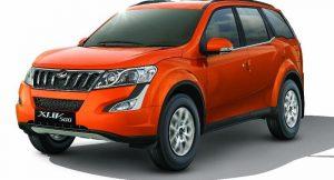 Mahindra XUV500 petrol india launch