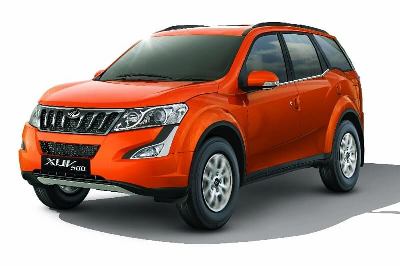Mahindra XUV500 petrol india launch