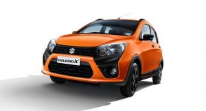 Maruti Celerio X Launched
