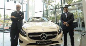 Mercedes-Benz Luxury Car Dealership