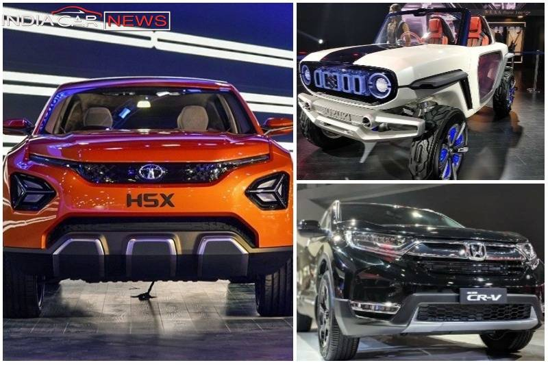 New Suvs At Auto Expo 2018 Delhi Price Pics Launch Details