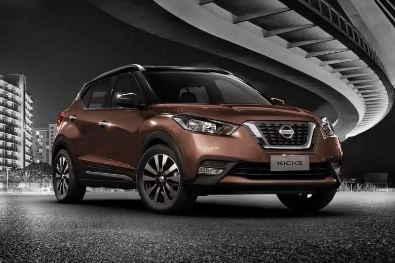 Nissan Kicks Compact Suv For India To Unveil On October 18 2018