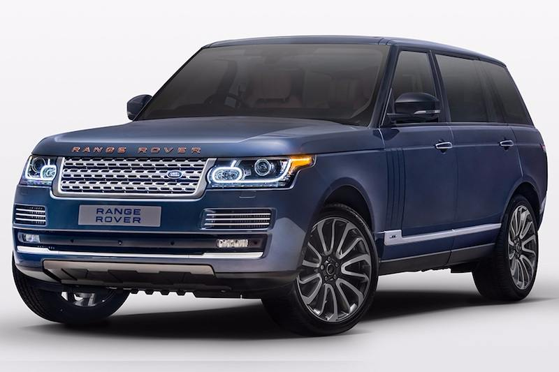 range rover autobiography limited edition launched price pictures. Black Bedroom Furniture Sets. Home Design Ideas