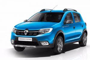 Renault Sandero Stepway Front