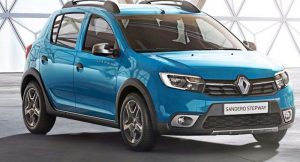 Renault Sandero Stepway India