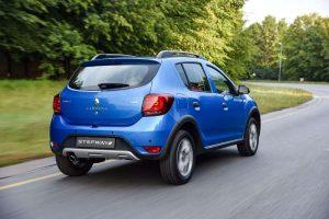 Renault Sandero Stepway Rear