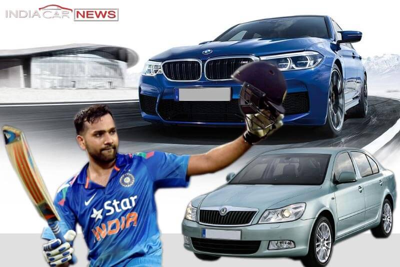 Rohit Sharma Cars