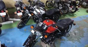 Royal Enfield Thunderbird 350X Launch