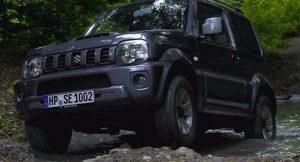 Suzuki Jimny Compact SUV