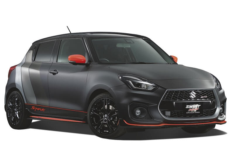 Suzuki Swift Sport Auto Salon Version