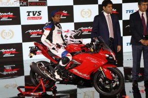 TVS Akula 310 Price, Specifications, Images, Mileage