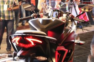 Meet India's First Modified TVS Apache RR 310 - India Car News