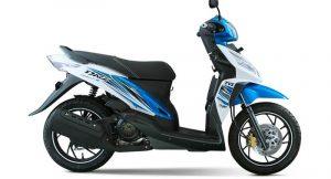TVS Dazz 110cc Scooter