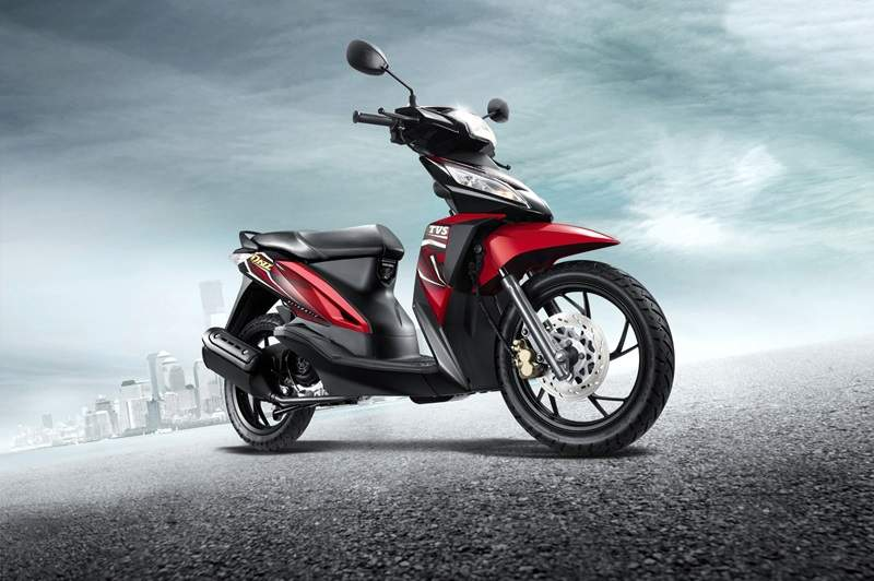 TVS Dazz Scooter Price In India Launch Date Specs Mileage