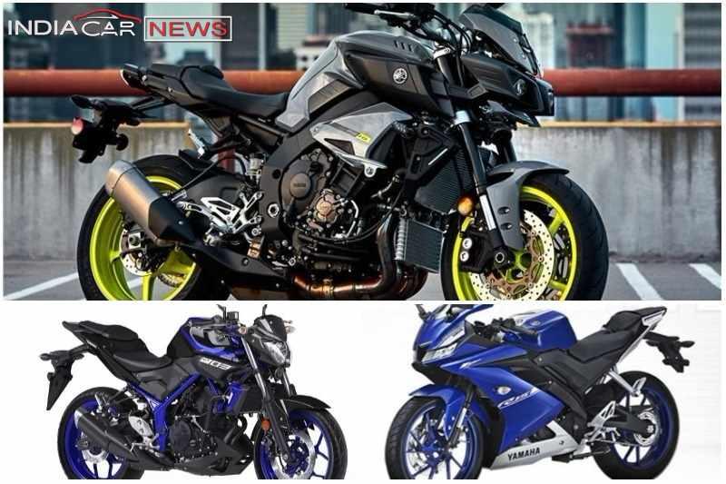 Yamaha bikes at auto expo 2018 delhi pics price launch for Yamaha new motorcycles 2018