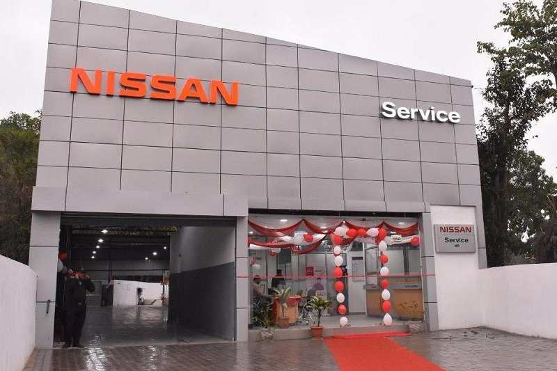 'Happy with Nissan' Campaign