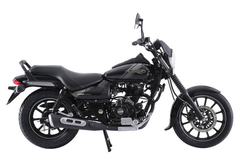 2018 Bajaj Avenger 180 Price