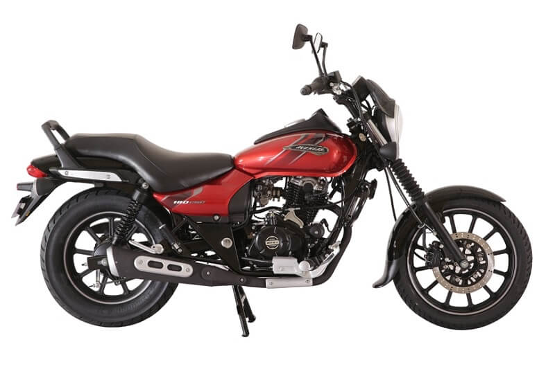 2018 Bajaj Avenger 180 Specifications