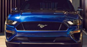 2018 Ford Mustang India