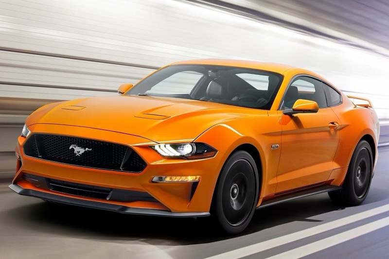 2018 Ford Mustang India Specifications
